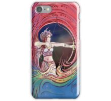 """THE SAGITTAURIUS"" - Protective Angel for Zodiac Sign iPhone Case/Skin"
