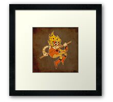 Cheetara Framed Print