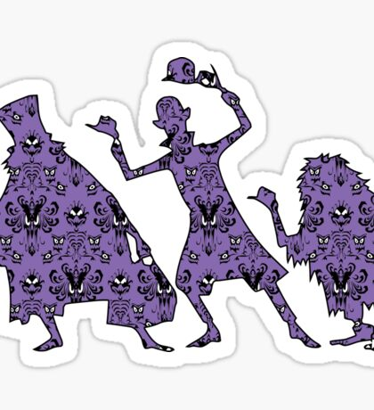 999 Happy Haunts Sticker