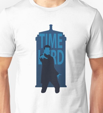 Twelfth Time Lord Unisex T-Shirt