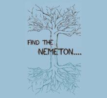 Teen Wolf - Nemeton Kids Clothes
