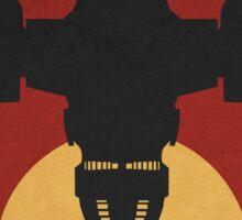 Firefly - Serenity Silhouette - Joss Whedon Sticker