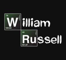 Breaking Bad Personalised / William Russell by RudieSeventyOne