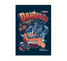 Danger-O's Art Print