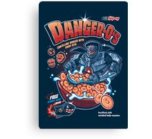 Danger-O's Canvas Print