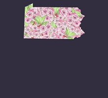 Pennsylvania Flowers Unisex T-Shirt