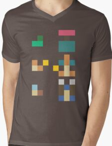 Pokemon Starters - Original Three (Minimalist) Mens V-Neck T-Shirt