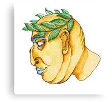 Fat Caesar Canvas Print