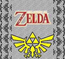 Hylian Crest by Zotheculs