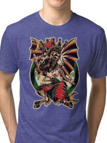 Spitshading 058 Tri-blend T-Shirt