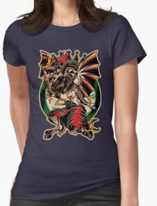 Spitshading 058 Womens Fitted T-Shirt
