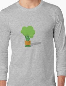 Broccoli student Long Sleeve T-Shirt