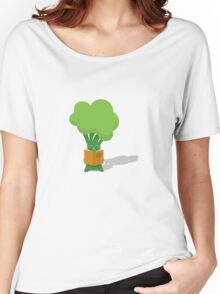 Broccoli student Women's Relaxed Fit T-Shirt