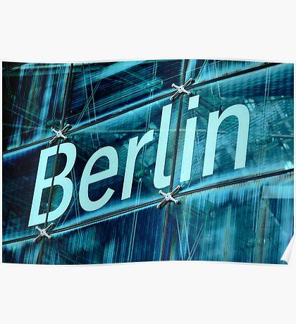 Berlin... Poster
