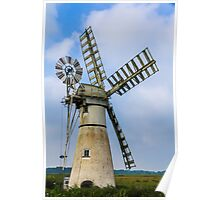 Drainage Mill Poster