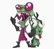 Invader Zim by AngelGirl21030