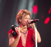 Bon Jovi at Hyde Park 4 by WalkerboyUK