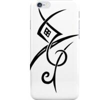 Tat 02 iPhone Case/Skin