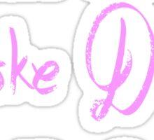 Brooke Davis- Quote Sticker