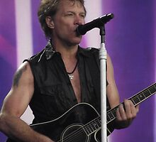 Bon Jovi at Hyde Park 8 by WalkerboyUK
