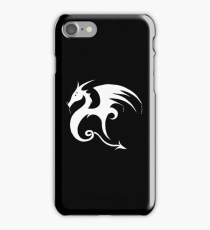 Dragon invert iPhone Case/Skin
