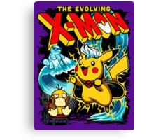 X-Mon Canvas Print