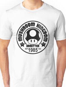 Mushroom Tourist T-Shirt
