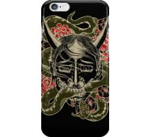 Ink Icons 1 : Hanya Mask iPhone Case/Skin