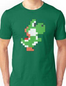 Super Mario Maker - Yoshi Costume Sprite Unisex T-Shirt