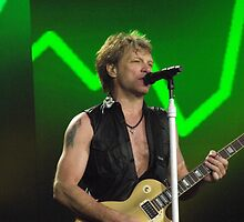 Bon Jovi at Hyde Park 3 by WalkerboyUK
