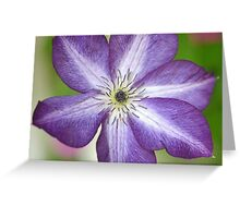 FlowerD Greeting Card