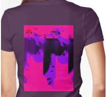 ga, ga, ga, lutton  Womens Fitted T-Shirt