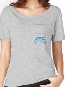 Creepies - Batty In My Pocket Women's Relaxed Fit T-Shirt