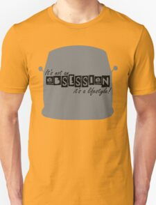 VW Obsessed - Kombi Style T-Shirt