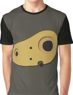 Castle robot Graphic T-Shirt