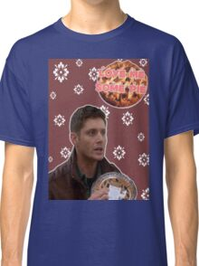 Supernatural [Love me some pie] Classic T-Shirt