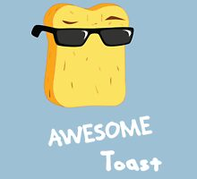 Awesome Toast Unisex T-Shirt
