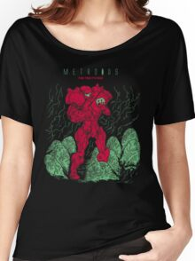 Metroids Women's Relaxed Fit T-Shirt