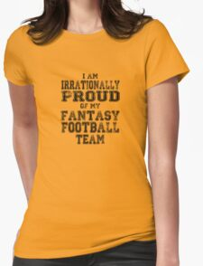 Fantasy Football Womens Fitted T-Shirt