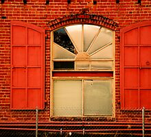 Brick Red by Bob Wall