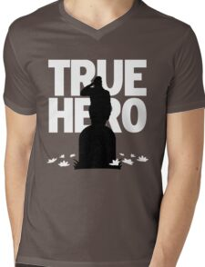 True Hero Mens V-Neck T-Shirt