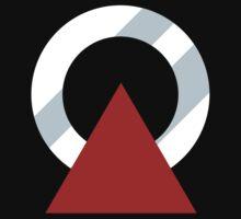 Gyossait Pyramid Logo by Amon26
