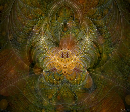 Peace Love and Happiness by Craig Hitchens - Spiritual Digital Art