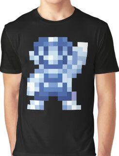 Super Mario Maker - Silver Mario Costume Sprite Graphic T-Shirt