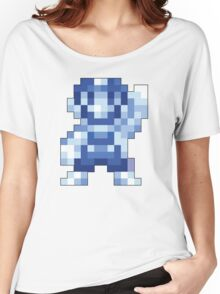 Super Mario Maker - Silver Mario Costume Sprite Women's Relaxed Fit T-Shirt