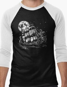 the kraken Men's Baseball ¾ T-Shirt