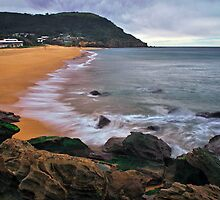 Stanwell Park Beach #2 by Terry Everson