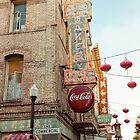 Chinatown, San Francisco by dingobear
