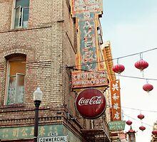 Chinatown, San Francisco by dingobear