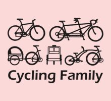 Cycling Family (lite) by PaulHamon